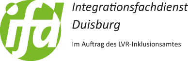 Logo Integrationsfachdienst Duisburg